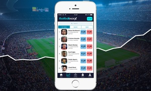Football Index: £30 Credit Toward Online Football Stock Market with Football Index (67% Off)