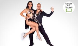 Willians e Sirley Dança de Salão: 1, 2, 3 ou 6 meses de aulas de dança no Willians e Sirley Dança de Salão – Copacabana
