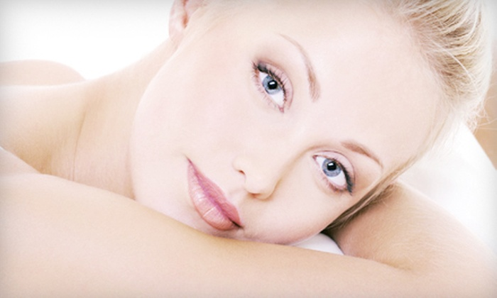 Advanced Skin Treatments - Latham: Classic Facial or Ultrasonic Vitamin C Hydrating Facial at Advanced Skin Treatments (Up to 53% Off)