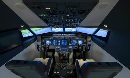 30 min ou 1h aux commandes du Boeing 737-800