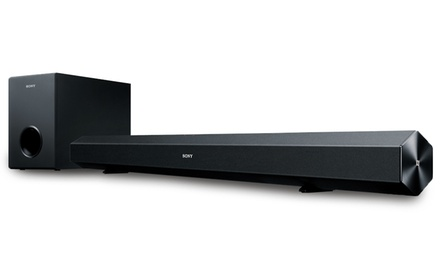 Sony 2.1-Channel Bluetooth Soundbar and Subwoofer (Refurbished)