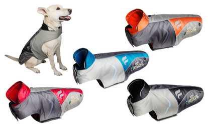 Shop Groupon Helios Lotus-Rusher Waterproof 2-in-1 Convertible Dog Jacket f1ce82c96