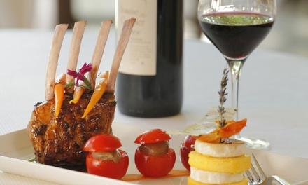 Entrée, plat et dessert au choix à la carte pour 2 ou 4 personnes dès 39,90 € au restaurant Le 360