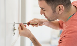 NKS Electrical Services: Electrical Work - Two ($75), Three ($100) or Four Hours ($135) form NKS Electrical Services (Up to $300 Value)