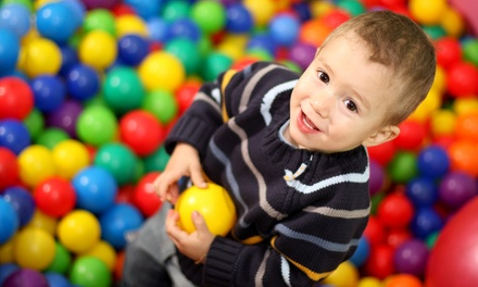 Soft Play Entry For Two, Three or Four Kids at Jellybugs (Up to 56% Off)