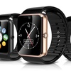 Smartwatch mit Edelstahl-Gehäuse