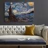 Van Gogh Art Reproductions on Gallery-Wrapped Canvas