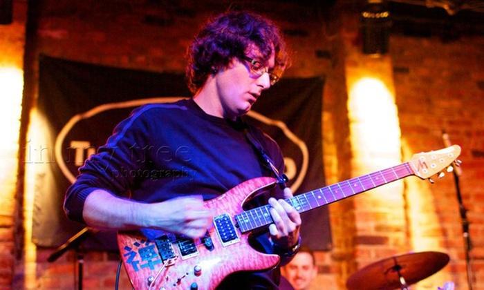 Scott Thomas Ferreira Guitar Lessons - Long Island: A Private Music Lesson from Scott Thomas Ferreira Guitar Lessons (50% Off)