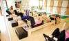 Club Pilates (San Diego) - Multiple Locations: $35 for Five Classes at Club Pilates San Diego (Up to $80 Value). Five Locations Available.