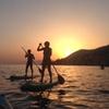 Esperienza in kayak e aperitivo
