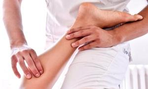 David Fernández Fisioterapia: Uno o 3 massaggi a scelta tra decontratturante, linfodrenante o sportivo da 45 minuti con David Fernández Fisioterapia