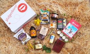 Die Weltreise-Box von Weltprobierer: Die Weltreise-Box: Eine kulinarisch-kulturelle Weltreise durch 5 Kontinente mit Versand von Weltprobierer (21% sparen*)