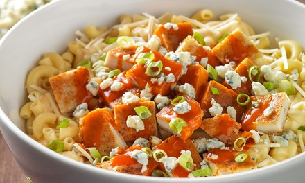 Globally-Inspired Pastas, Soups, Salads for Two or More at Noodles & Company (Up to 50% Off). Four Options.
