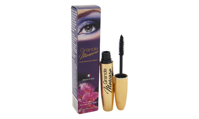 5bb9da0f367 Up To 32% Off on Grande Naturals Mascara | Groupon Goods