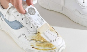 Gomme magique pour chaussures