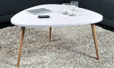 Table basse galet groupon shopping for Groupon table basse
