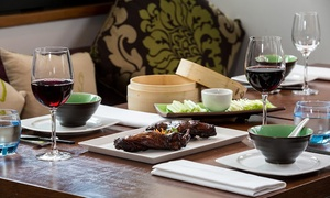 Chinese Cricket Club: AA Rosette Chinese Dining: £40 to Spend On Food and Drink For Two or More at Chinese Cricket Club (50% Off)