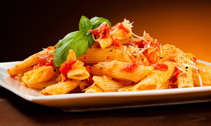 Sammios Italian - Terry Sanford: Italian Food at Sammio's Italian (Up to 54% Off). Three Options Available.