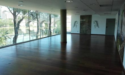 Bono de hasta 24 clases de pilates, GAP, core, a elegir desde 34,95€ en Club Náutico Zaragoza - Gimnasio