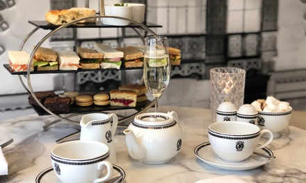 Classic or Fizzy Afternoon Tea for Two or Four at Centenary Lounge