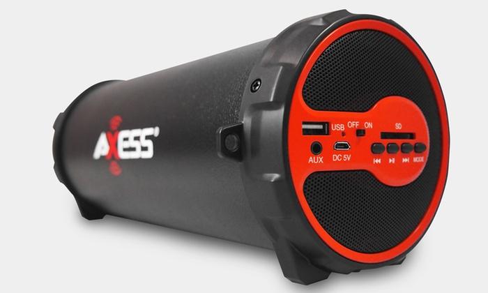 Axess Wireless Bluetooth Speaker   Groupon Goods