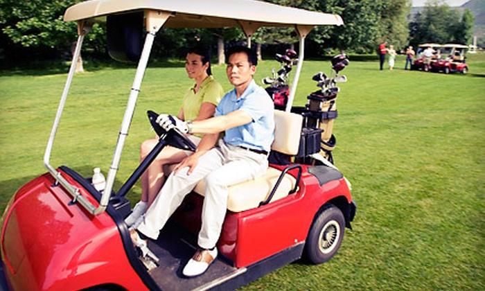 Stones Throw Golf Course - Milaca: $30 Toward Golfing