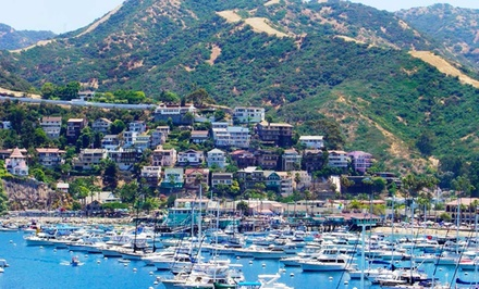 Stay at Hotel St. Lauren on Santa Catalina Island, CA. Dates Available into June.