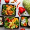 Catering dietetyczny: 3 posiłki