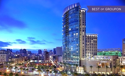 Stay at Omni San Diego Hotel. Dates into July.