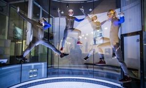 Windobona Indoor Skydiving Berlin: Indoor-Skydiving für bis zu 5 Personen bei Windobona Indoor Skydiving Berlin (bis zu 34% sparen*)
