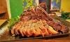 Caipikanas Brazilian - Genova: Menu brasiliano con carne illimitata, dolce e birra al ristorante Caipikanas Brazilian (sconto fino a 51%)