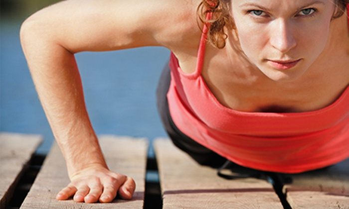 30 Day-Boot Camp - Multiple Locations: 6 or 12 Boot-Camp Classes at 30 Day-Bootcamp (Up to 87% Off)