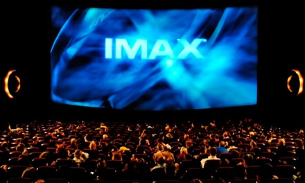 $29 for an IMAX Movie for Two with Popcorn and Sodas at Navy Pier IMAX (Up to $52.75 Value)