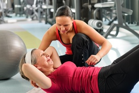 45% Off Personal Training Sessions with Diet and Weight-Loss Consultation at Raw Fitness HIT Concepts, plus 6.0% Cash Back from Ebates.