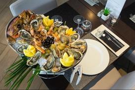 L'alcyon: Dégustation de fruits de mer avec un plateau au choix pour 2 personnes dès 49,99 € au restaurant L'Alcyon