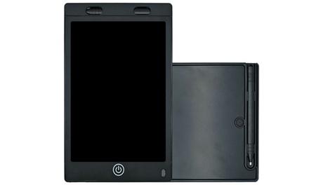 1 o 2 pizarras de escritura LCD de 12 pulgadas