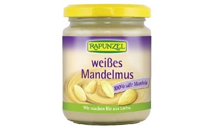 250 g weißes Rapunzel Bio-Mandelmus inkl. Versand