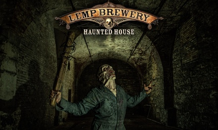 General Admission for One, Two, or Four to Lemp Haunted House (Up to 29% Off)