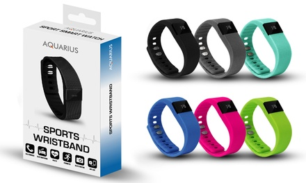 Aquarius TW64 Entry Fitness Tracker in Choice of Colour