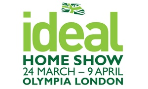 The Ideal Home Show: Ideal Home Show: Two Tickets and One Ideal Home Magazine, 24 March–9 April at Olympia London (Up to 53% Off)