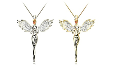 Guardian Angel Necklace from AED 69 With Free Delivery (Up to 65% Off)