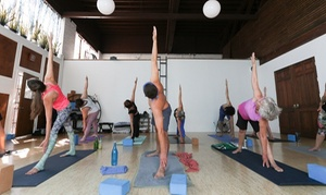 Up to 64% Off Yoga Classes at Midtown Community Yoga at Midtown Community Yoga, plus 6.0% Cash Back from Ebates.
