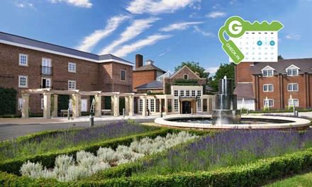 Warwickshire: Double Room for Two, Breakfast, Dinner, Leisure, Golf and Spa Access at The 4* The Belfry Hotel and Resort