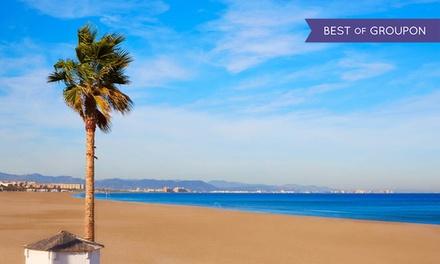 Valencia: hasta 14 noches para 2, 3 o 4 con desayuno buffet en hotel Benetússer