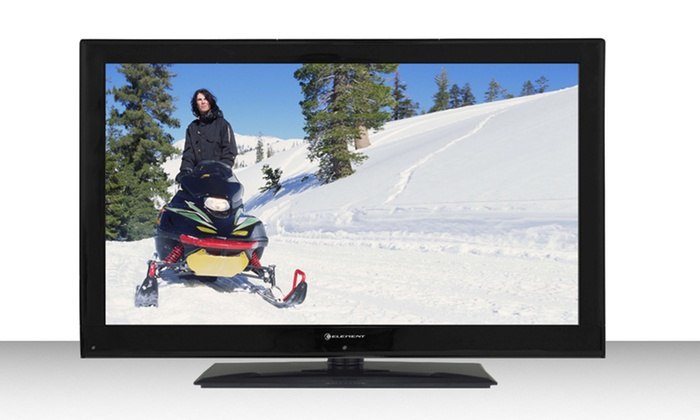Element 40 In. 1080p LCD HDTV (RBELDFW407): Element 40 In. 1080p LCD HDTV (RBELDFW407) (Manufacturer Refurbished). Free Shipping and Returns.