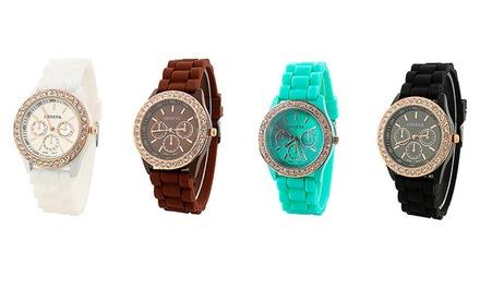 Relógio Geneva Classic por 14,90€