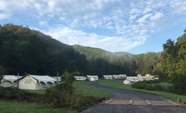 Under Canvas Great Smoky Mountains in - Pigeon Forge, TN