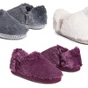 Muk Luks Women's Joana Faux Fur Slippers