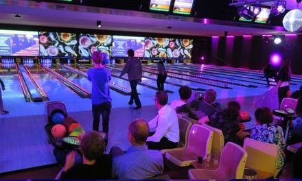 Twee uur bowlen met max. 6 personen incl. bittergarnituur bij Sport en partycentrum De Kegel in Amstelveen
