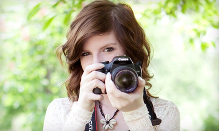 Freeland Photography - Downtown Lee's Summit: $59 for a Four-Hour Photography Class with Photo Shoot at Freeland Photography in Lee's Summit ($450 Value)